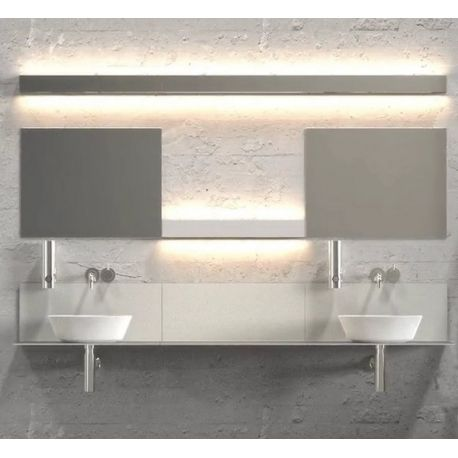 lampe salle de bain applique ip s16 ip44 blanc - Appliques Electrique Avec Interrupteur Aubade