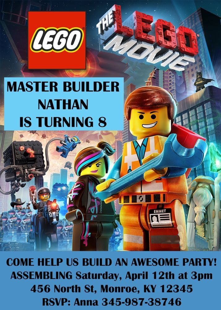 136 best Parties -Lego Movie images on Pinterest | Biscuits ...