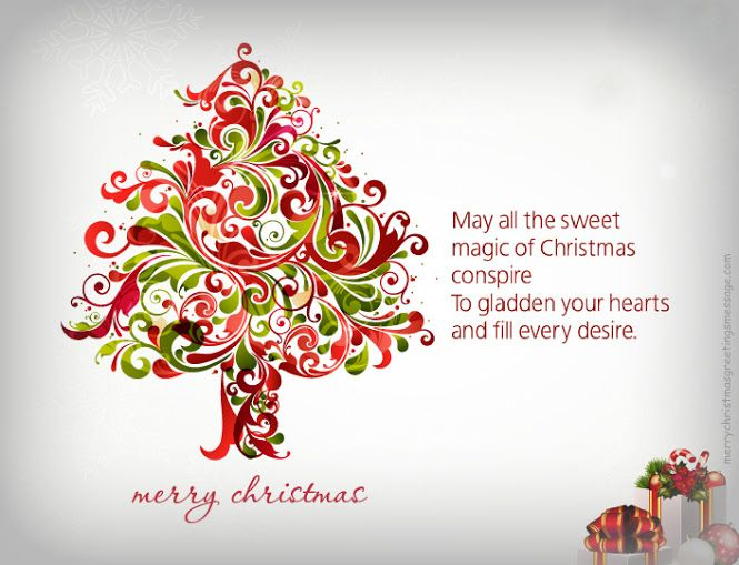 Merry Christmas Wishes & Messages 2015