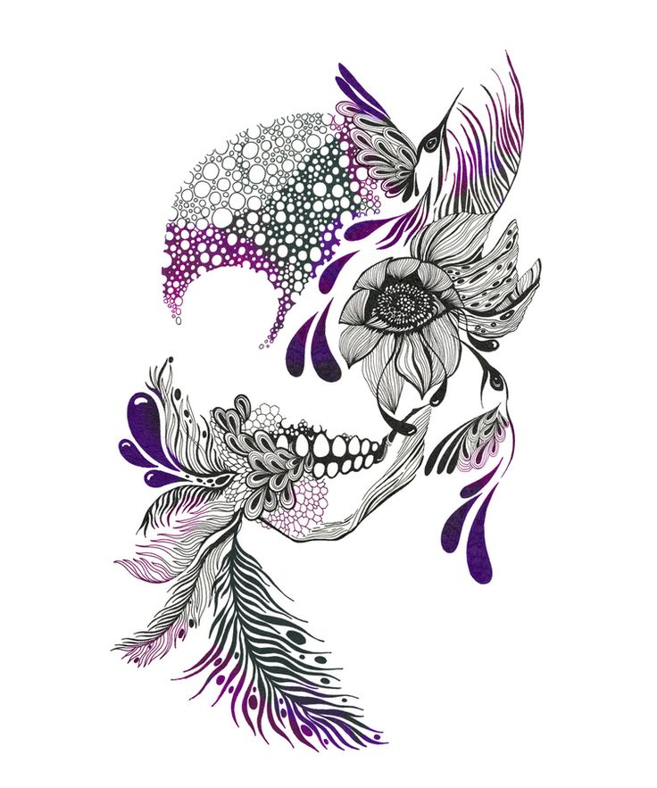 Combination of the decayed and the living. Ephemeral - the flaura will decay soon. I want this possibly on my thigh <3