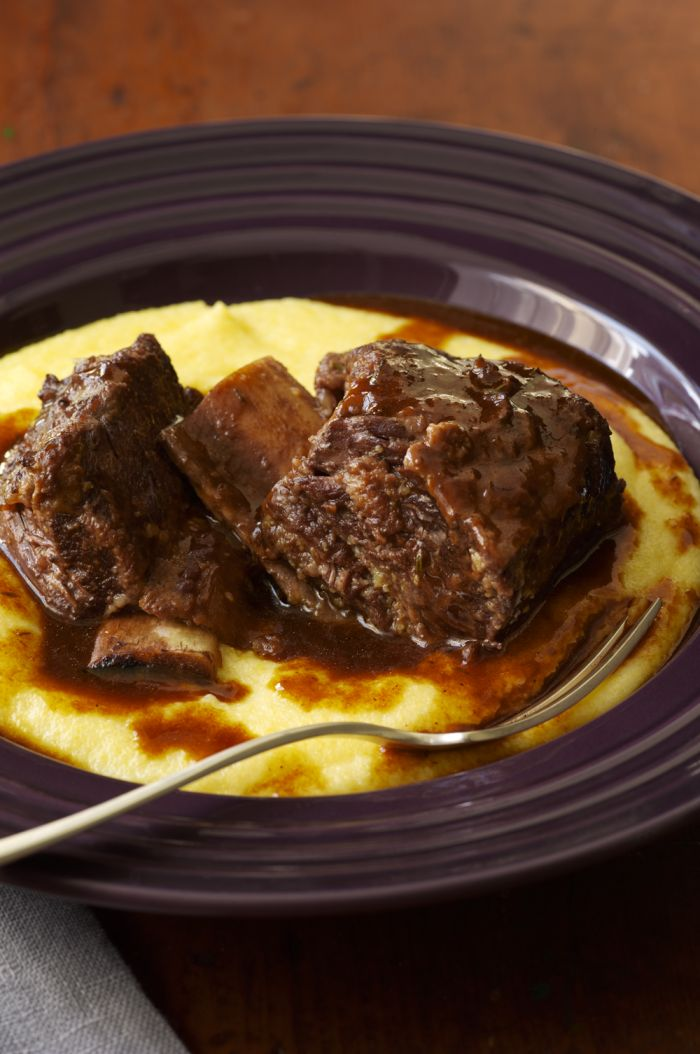 Learn how to make chef David Venable's beloved braised beef short ribs like a pro.