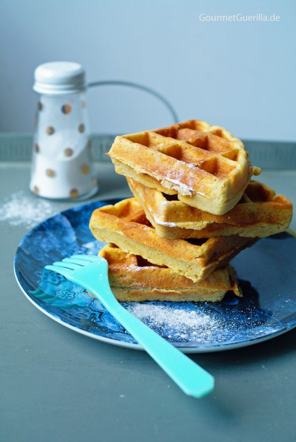 Slow Carb Sweet Susse Linsen Waffeln Ohne Mehl Ohne Zucker Holy