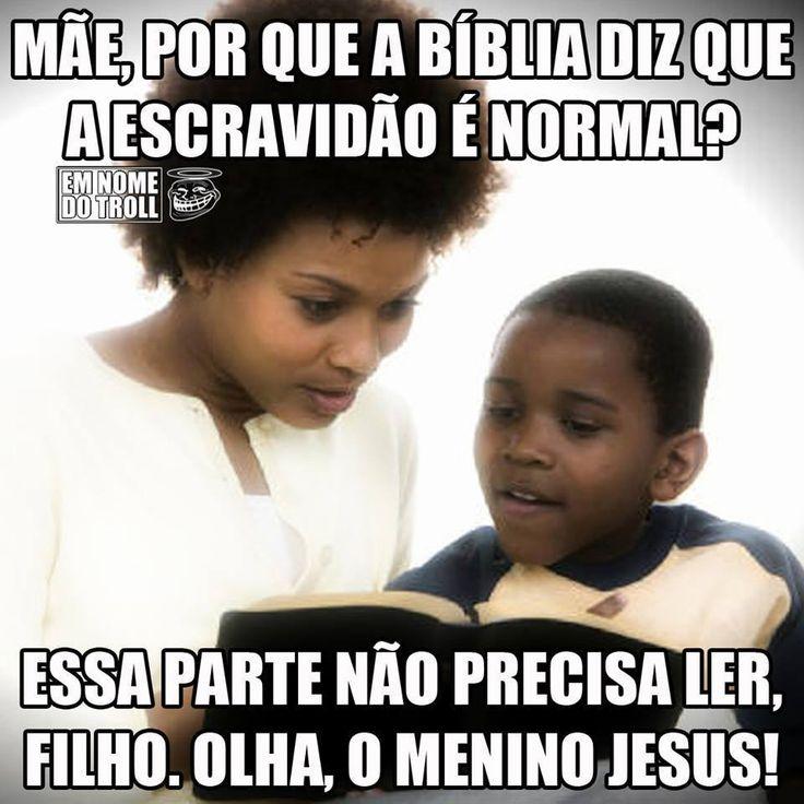 Bíblia e escravidão