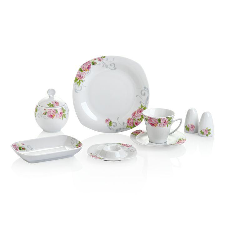 Bernardo Dolce Kahvaltı Takımı / Breakfast Set #bernardo #kitchen #mutfak #breakfasttime #tabledesign
