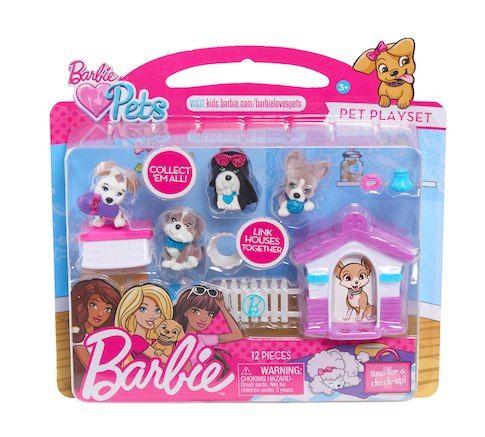 Barbie Pets Doctor Playset