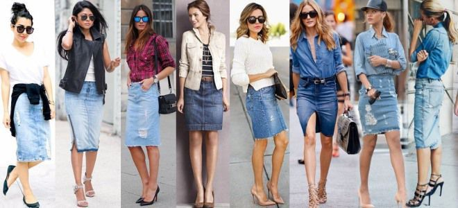 """Результат пошуку зображень за запитом """"джинсові спідниці"""""""