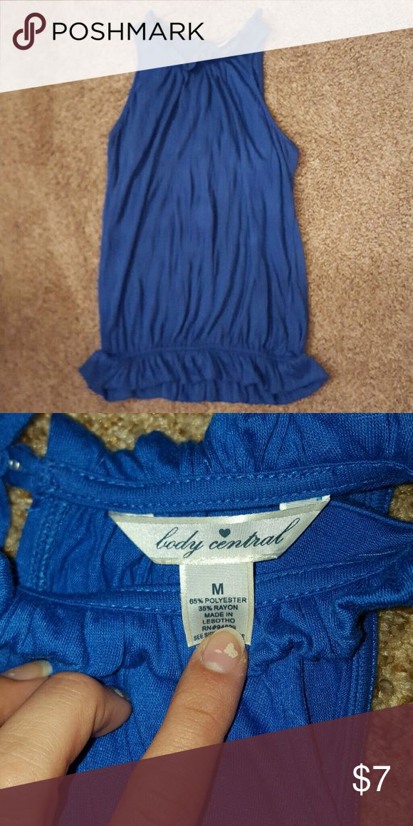 Body central top Body central top Size medium Body Central Tops