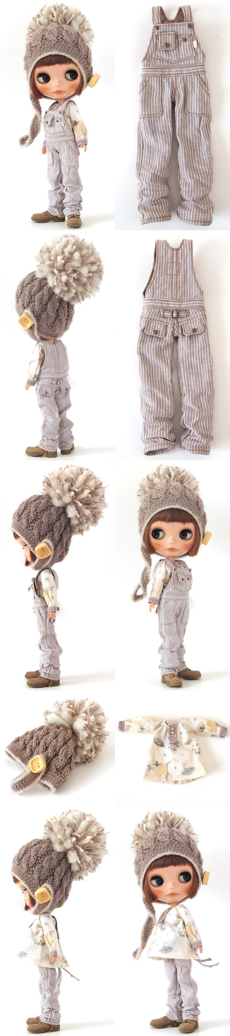 ** Blythe outfit ** Lucalily 376**の画像:mahounote.