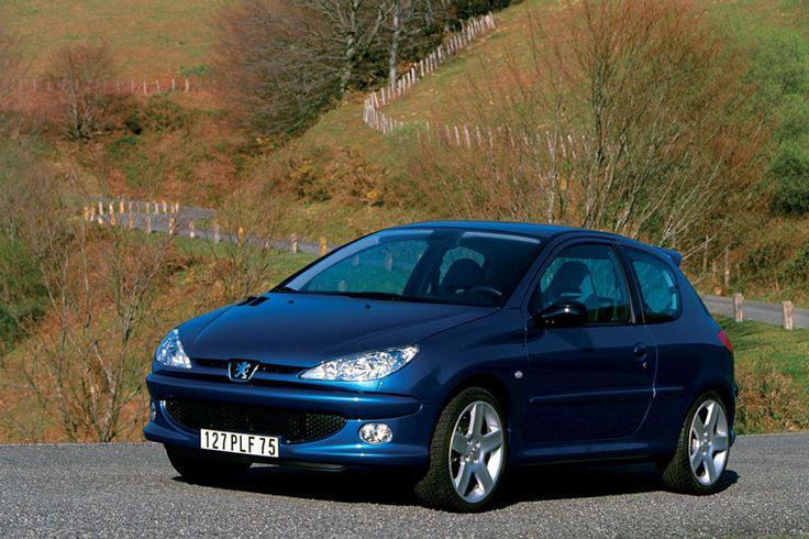 2003 Peugeot 206 RC | I4, 1997 cm³ | Engine: EW10J4S | 175 bhp / 130 kW