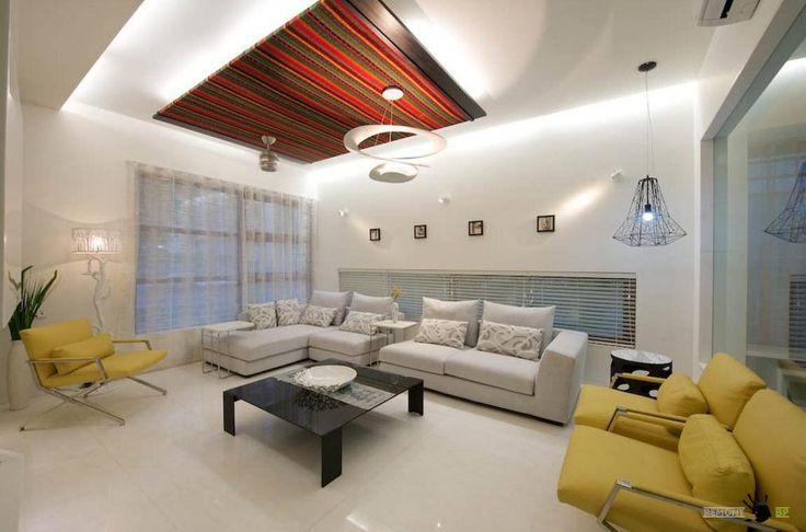 Ковровое покрытие на потолке