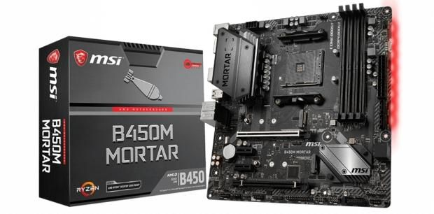 Can The Msi B450m Mortar Motherboard Support 32gb Ram At 2666mhz With Images Motherboard Msi Amd