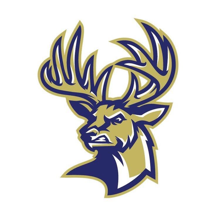 20 best bucksstags logos images on pinterest sports