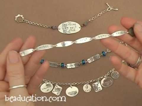 117 best Jewelry - Stamped images on Pinterest | Jewelry ideas ...