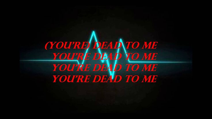 D.T.M. (Dead To Me) Simon Curtis lyrics <3  Perfect song to dedicate to douche exes ;P