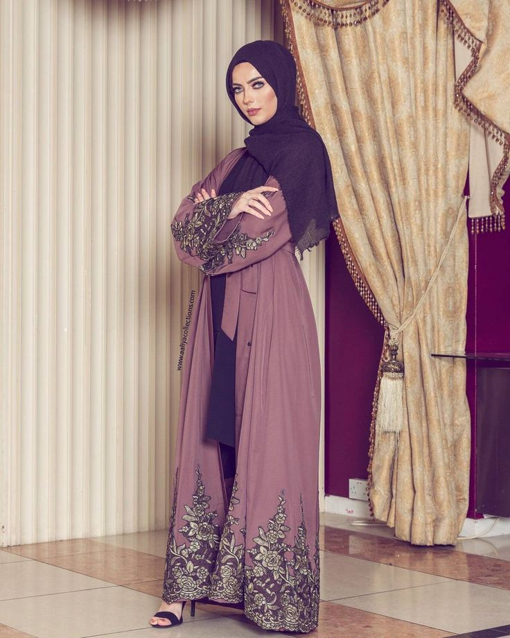 Also launching this week! Rafi Abaya www.aaliyacollections.com