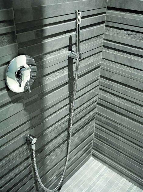 Tile , Modern Porfido And Vibrazioni Relief Tiles From Impronta : Impronta Tiles Porfido 4