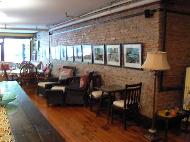 atmosphere Panama Hotel Tea & Coffee House, S Main St | Flickr - Photo Sharing!