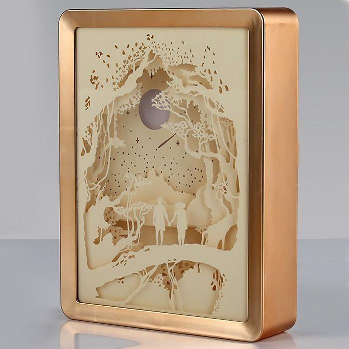 3d Light Shadow Paper Carving Art Ritavitastore Paper Carving Shadow Box Art Paper Crafts