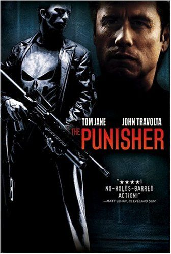 The Punisher (2004) it was way better than the first one but not as good as the last one. thus I give it a 3 of 5