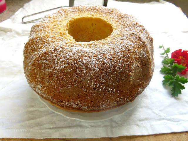 Сafe Iryna: Лимонный кекс