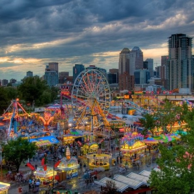 The Greatest Outdoor Show on Earth: The Calgary Stampede- Calgary, Alberta Canada