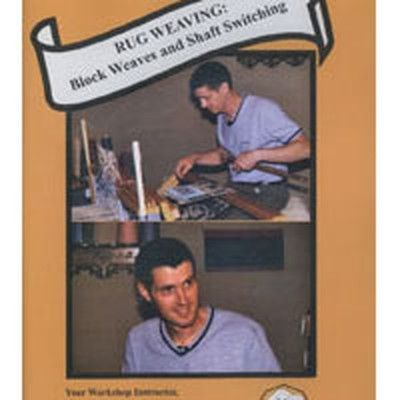 Rug Weaving DVD