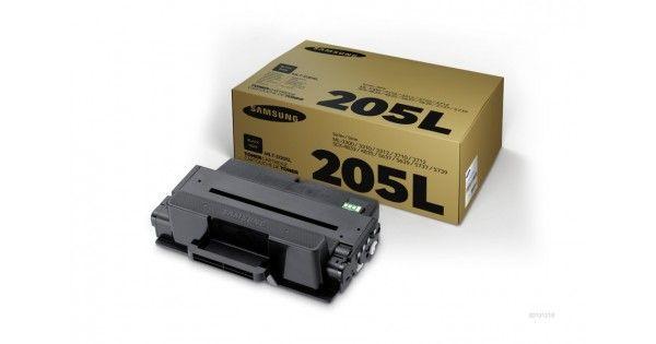 Cartus toner SAMSUNG MLT-D205LProdus: Cartus TonerCategorie: ORIGINALTehnologie: LaserProducator: SamsungCod produs: MLT-D205LCuloare: NegruCapacitate: 5000 pagini (5% incarcare\draft)Imprimanta, copiator, multifunctional sau alt aparat care foloseste acest cartus SAMSUNG MTD-D205L: ML-3300/3310/331
