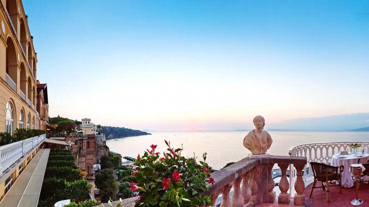 Grand Hotel Excelsior Vittoria, Sorrento, Campania