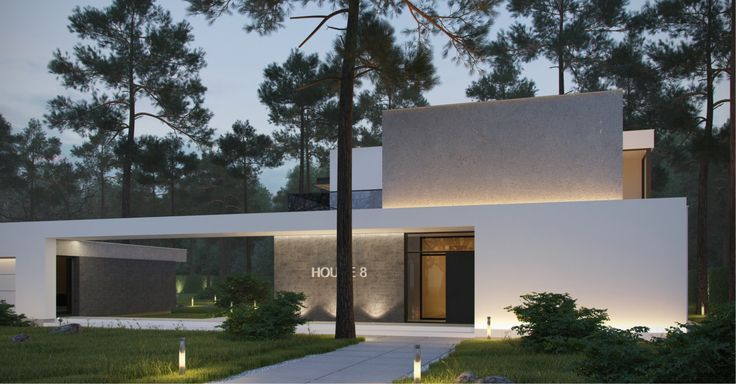 Country house in the village of Zhukovka 1000m, Architectural bureau Alexandra Fedorova