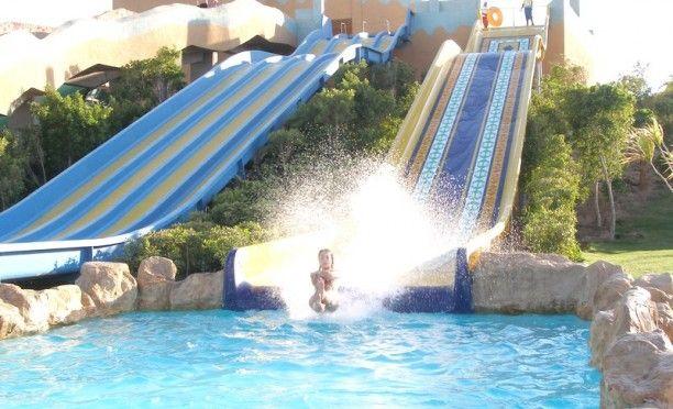 Hotel Mediteran Aquapark - Budva, Montenegro