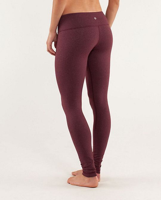 Lululemon Wunder Under Pant: Shop @ FitnessApparelExpress.com