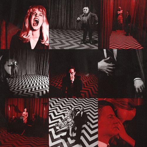 Terrifying. But amazing. The Lodge - Twin Peaks <3