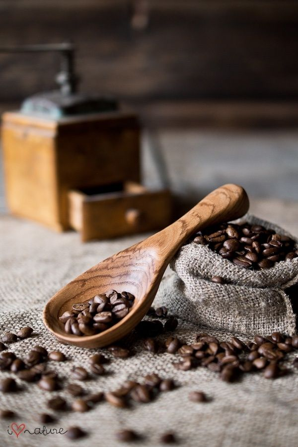 coffee beans by Cenika