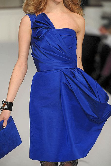 dreamy blue dress