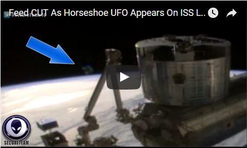 + - Em 17 de abril, um vídeo foi publicado no YouTube, mostrando um OVNI que apareceu durante a transmissão ao vivo da Estação Espacial Internacional. E como sempre parece ocorrer, a NASA interrompeu o vídeo logo apósa aparição do objeto.Veja o vídeo: Vídeo via:secureteam10 Abaixo, leia o que foi publicado no site abc.es sobre …