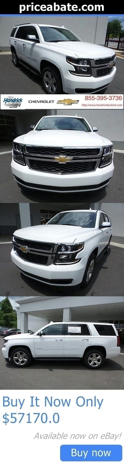 SUVs: Chevrolet: Tahoe 2Wd 4Dr Lt 2Wd 4Dr Lt New Suv Automatic Summit White BUY IT NOW ONLY: $57170.0 #priceabateSUVs OR #priceabate