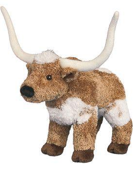 Douglas Plush- T-Bone The Longhorn Steer