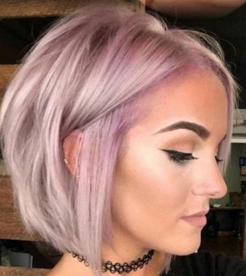 Hair Styles For Very Fine Hair: 35 Short Bobs Hair Cuts For Summer 2019