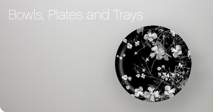 Bowls, Plates and Trays - Gretel