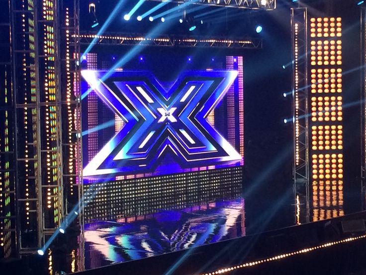 XFactor Australia audition stage Sydney 2014