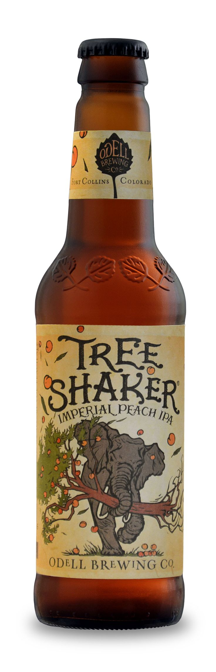 Tree Shaker Imperial Peach IPA #OdellBrewing #CraftBeer