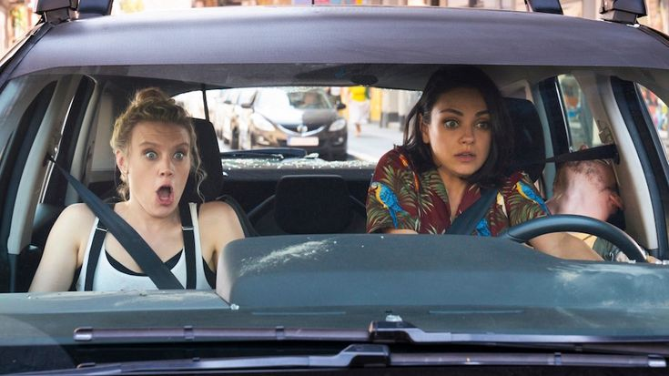 'The Spy Who Dumped Me' Trailer Has Mila Kunis & Kate McKinnon Stumbling into Action