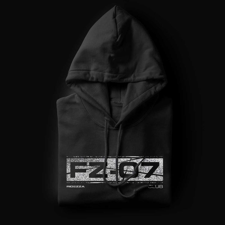Join the Yamaha FZ-07 Club wearing this high quality FZ-07 Hoodie and show your love for this awesome bike!