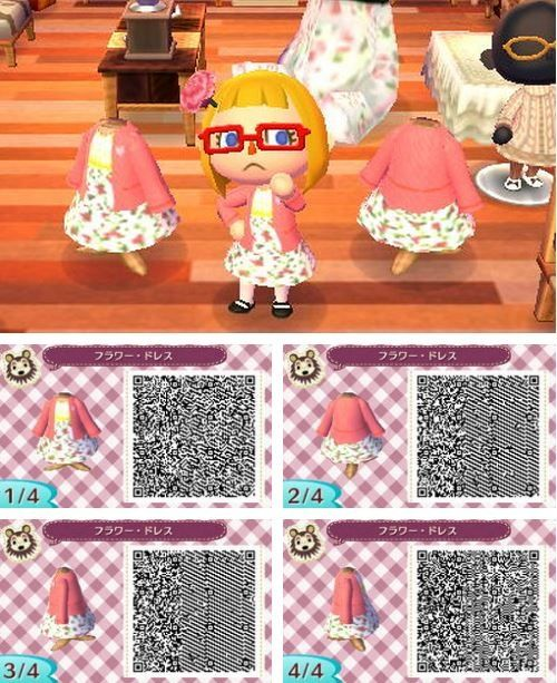 Animal Crossing Cake Dress