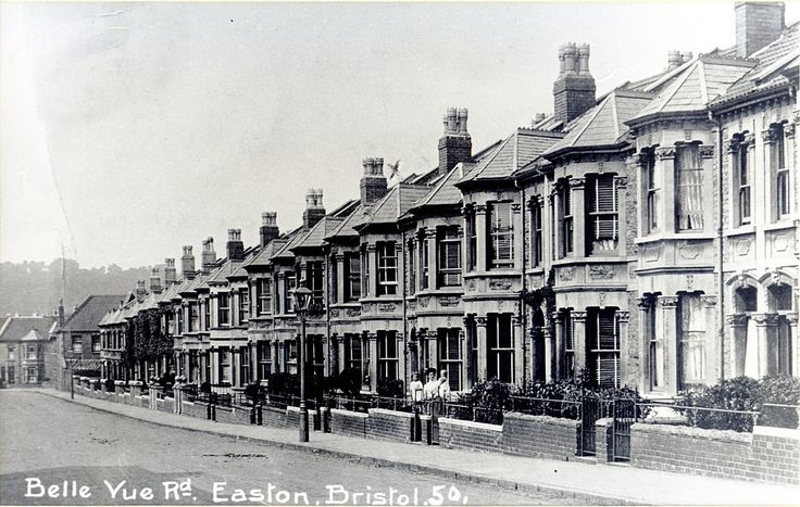 Belle Vue Road, Easton, Bristol    by brizzle born and bred