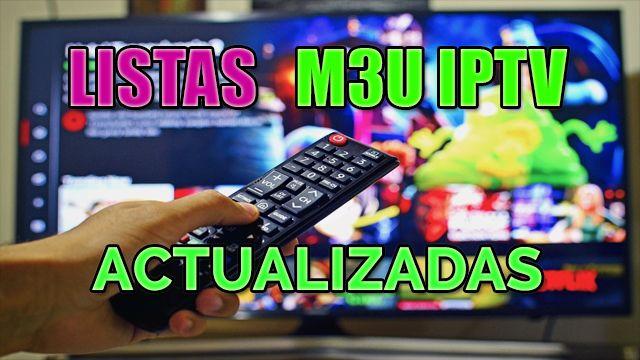 Listas Iptv M3u Actualizadas 100 Estables Trucos Netflix Lista Ver Películas