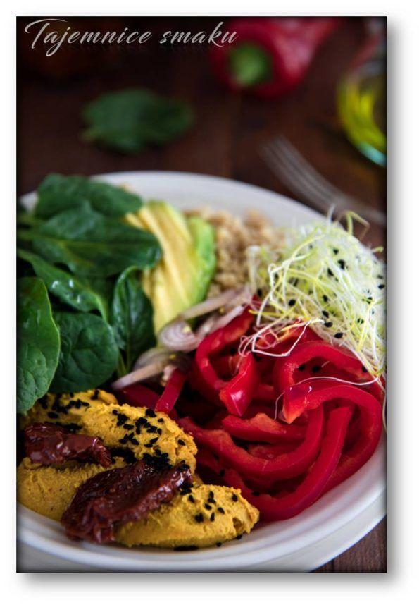 Sałatka z hummusem, czyli z czym można jeść hummus? – Tajemnice smaku