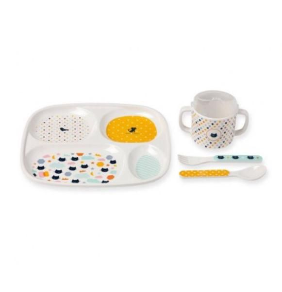 Bandjo Baby's 1st Dinner Sets