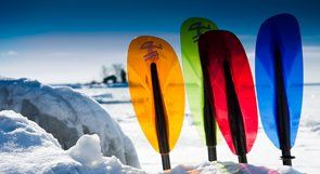 H2O-Crystal Series Tour paddles ; Touring Kayak Paddles by H2O Paddles Visit Web Site