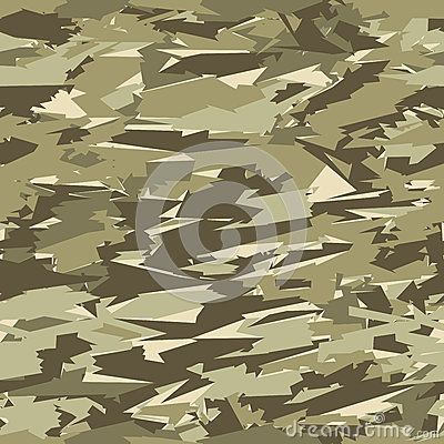 Trendy abstract pattern of broken curved lines green background-vector illustration.